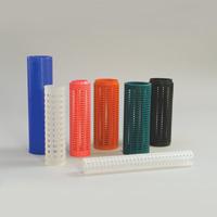Plastic Dye Tubes