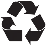Plastics Recycle Logo